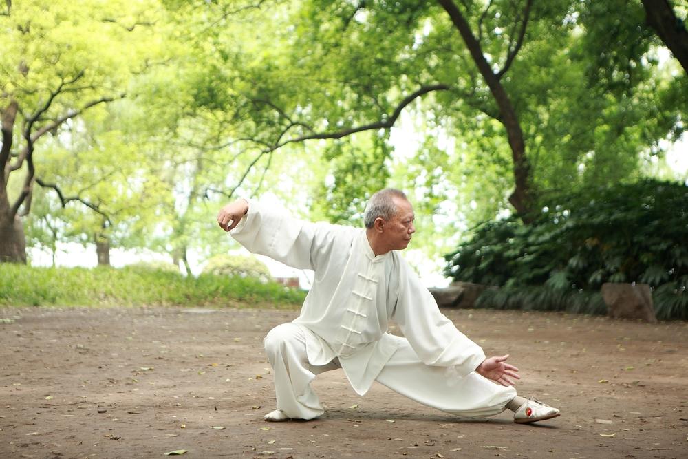 Thai Chi als Vorstufe zur modernen Meditation